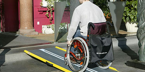 Accessibilità disabilità